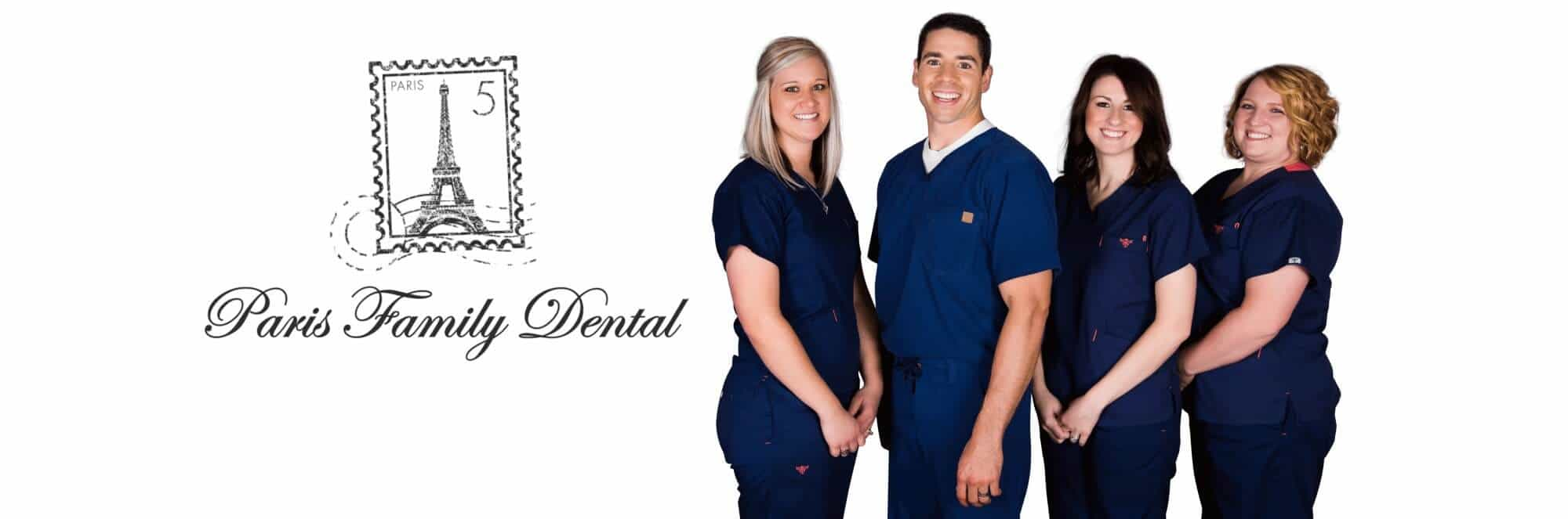 Dental Paris Texas - Header 1